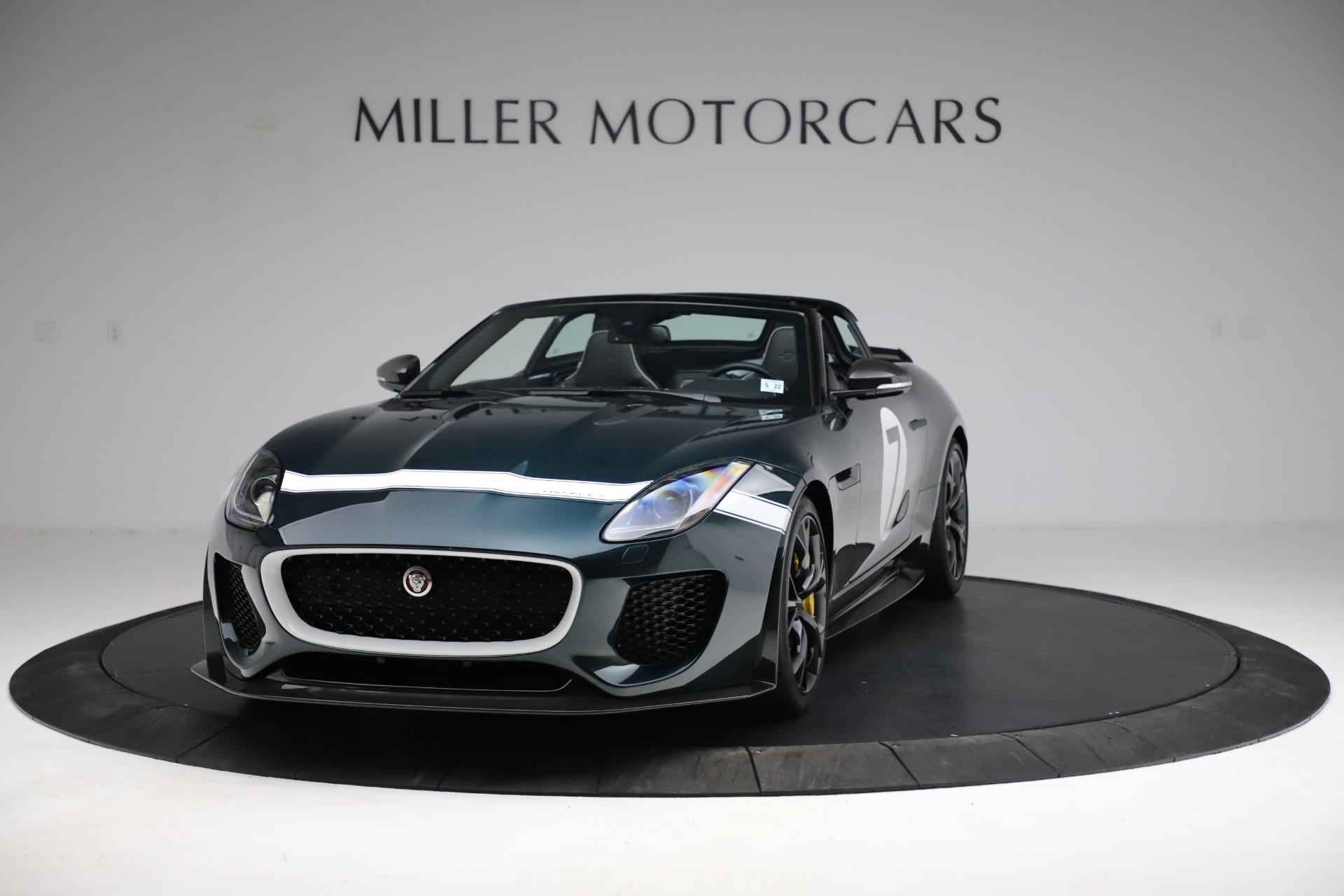 Used 2016 Jaguar F-TYPE Project 7 for sale $225,900 at McLaren Greenwich in Greenwich CT 06830 1