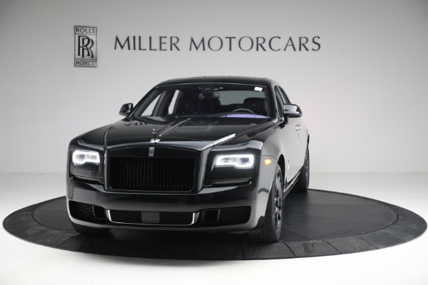 Used 2018 Rolls-Royce Ghost for sale $249,900 at McLaren Greenwich in Greenwich CT 06830 2