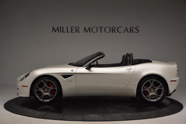 Used 2009 Alfa Romeo 8C Competizione Spider for sale $345,900 at McLaren Greenwich in Greenwich CT 06830 3
