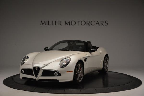 Used 2009 Alfa Romeo 8C Competizione Spider for sale $345,900 at McLaren Greenwich in Greenwich CT 06830 1