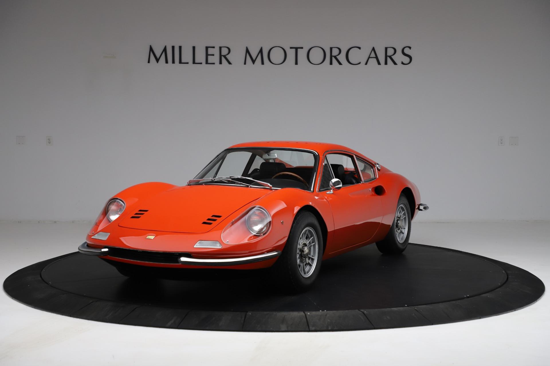 Used 1968 Ferrari 206 for sale $635,000 at McLaren Greenwich in Greenwich CT 06830 1
