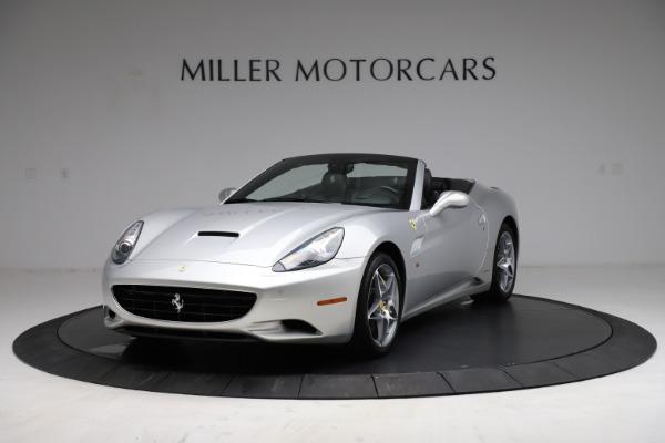 Used 2010 Ferrari California for sale $114,900 at McLaren Greenwich in Greenwich CT 06830 1