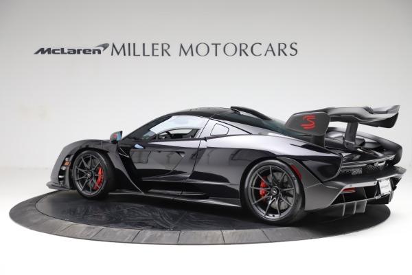 Used 2019 McLaren Senna for sale $1,195,000 at McLaren Greenwich in Greenwich CT 06830 3
