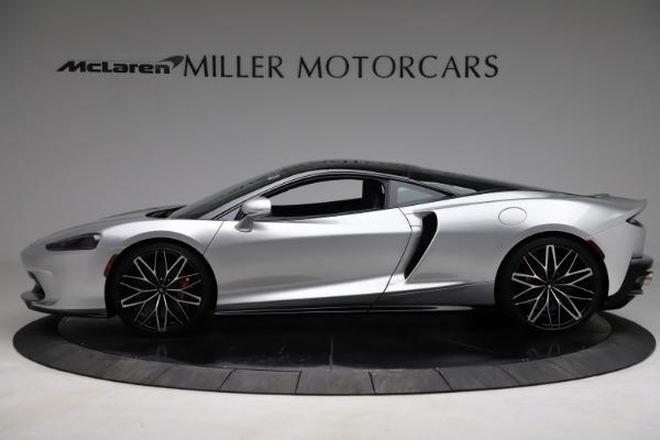 New 2021 McLaren GT Pioneer for sale $214,005 at McLaren Greenwich in Greenwich CT 06830 2
