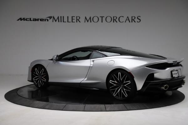 New 2021 McLaren GT Pioneer for sale $214,005 at McLaren Greenwich in Greenwich CT 06830 3