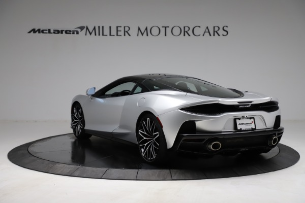 New 2021 McLaren GT Pioneer for sale $214,005 at McLaren Greenwich in Greenwich CT 06830 4