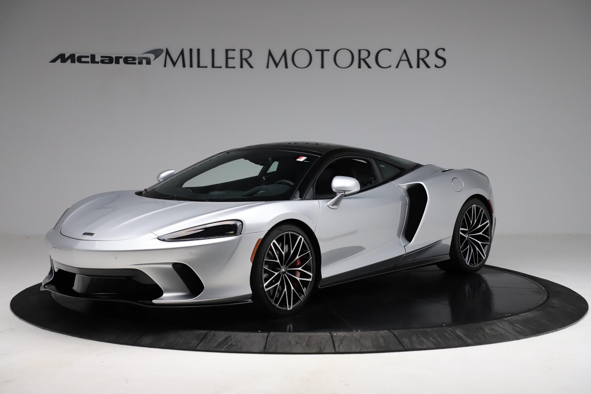 New 2021 McLaren GT Pioneer for sale $214,005 at McLaren Greenwich in Greenwich CT 06830 1