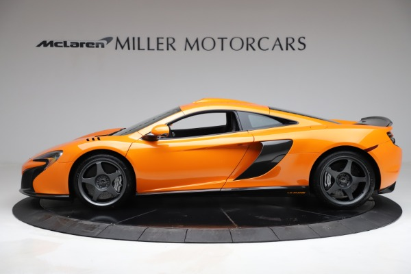 Used 2015 McLaren 650S LeMans for sale $269,990 at McLaren Greenwich in Greenwich CT 06830 2