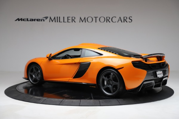 Used 2015 McLaren 650S LeMans for sale $269,990 at McLaren Greenwich in Greenwich CT 06830 3