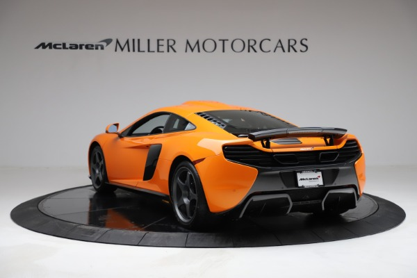 Used 2015 McLaren 650S LeMans for sale $269,990 at McLaren Greenwich in Greenwich CT 06830 4