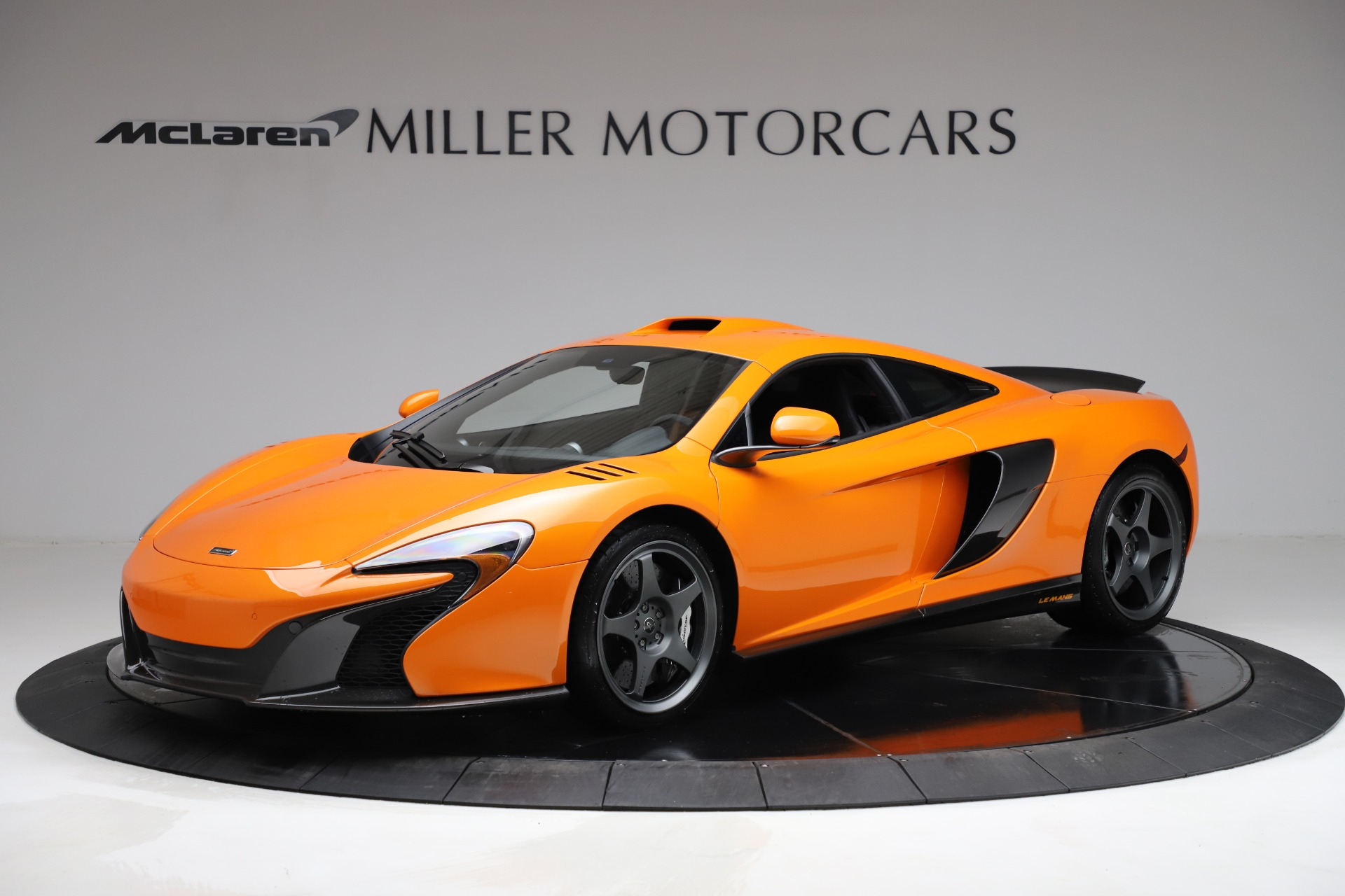 Used 2015 McLaren 650S LeMans for sale $269,990 at McLaren Greenwich in Greenwich CT 06830 1