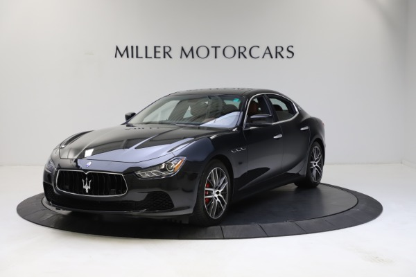 Used 2014 Maserati Ghibli S Q4 for sale $29,900 at McLaren Greenwich in Greenwich CT 06830 2