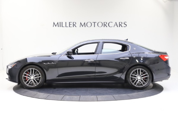 Used 2014 Maserati Ghibli S Q4 for sale $29,900 at McLaren Greenwich in Greenwich CT 06830 3