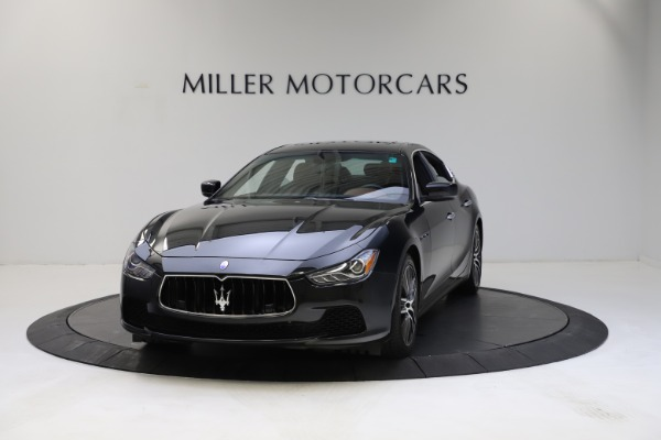 Used 2014 Maserati Ghibli S Q4 for sale $29,900 at McLaren Greenwich in Greenwich CT 06830 1