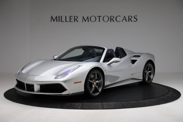 Used 2017 Ferrari 488 Spider for sale $284,900 at McLaren Greenwich in Greenwich CT 06830 2