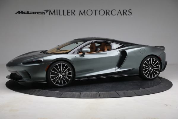 Used 2021 McLaren GT LUXE for sale $209,990 at McLaren Greenwich in Greenwich CT 06830 2