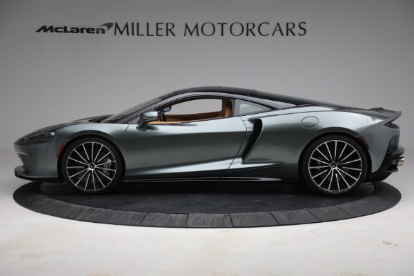 Used 2021 McLaren GT LUXE for sale $209,990 at McLaren Greenwich in Greenwich CT 06830 3