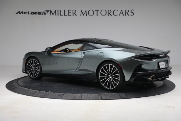 Used 2021 McLaren GT LUXE for sale $209,990 at McLaren Greenwich in Greenwich CT 06830 4