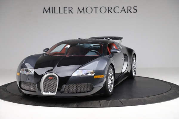 Used 2008 Bugatti Veyron 16.4 for sale Call for price at McLaren Greenwich in Greenwich CT 06830 2