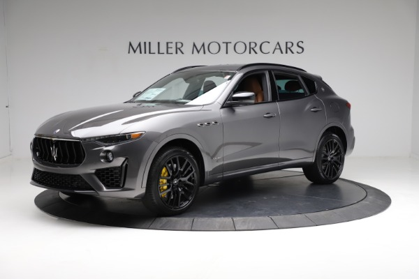 New 2021 Maserati Levante S Q4 GranSport for sale $114,485 at McLaren Greenwich in Greenwich CT 06830 2