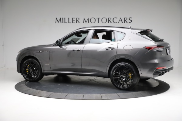 New 2021 Maserati Levante S Q4 GranSport for sale $114,485 at McLaren Greenwich in Greenwich CT 06830 4