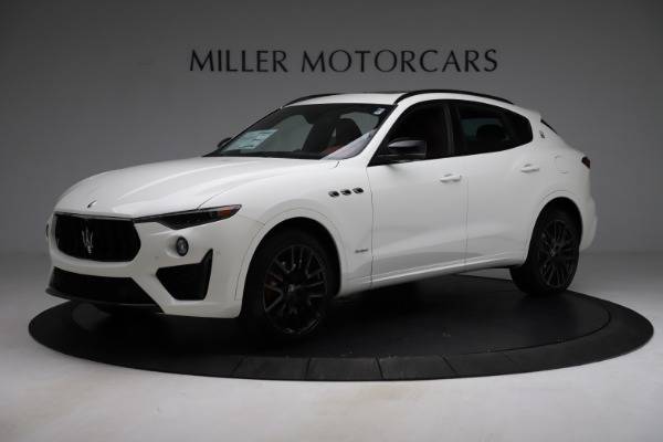 New 2021 Maserati Levante Q4 GranSport for sale $96,235 at McLaren Greenwich in Greenwich CT 06830 2