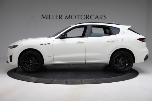New 2021 Maserati Levante Q4 GranSport for sale $96,235 at McLaren Greenwich in Greenwich CT 06830 3
