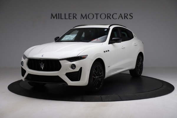 New 2021 Maserati Levante Q4 GranSport for sale $96,235 at McLaren Greenwich in Greenwich CT 06830 1