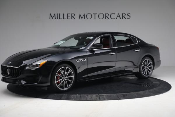 New 2021 Maserati Quattroporte S Q4 for sale $119,589 at McLaren Greenwich in Greenwich CT 06830 2