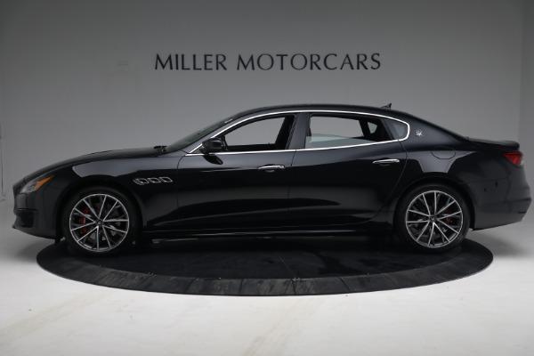 New 2021 Maserati Quattroporte S Q4 for sale $119,589 at McLaren Greenwich in Greenwich CT 06830 3
