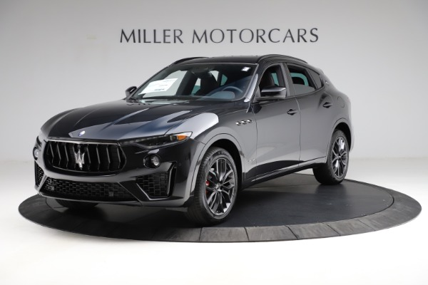 New 2021 Maserati Levante Q4 GranSport for sale $92,735 at McLaren Greenwich in Greenwich CT 06830 2