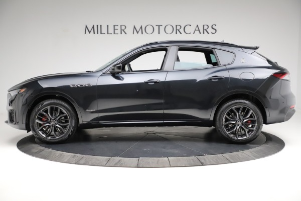 New 2021 Maserati Levante Q4 GranSport for sale $92,735 at McLaren Greenwich in Greenwich CT 06830 3