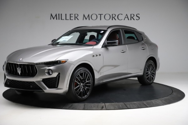 New 2021 Maserati Levante Q4 GranSport for sale $93,685 at McLaren Greenwich in Greenwich CT 06830 2