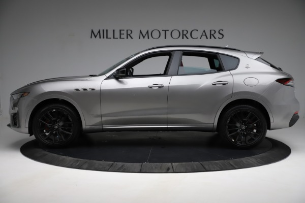 New 2021 Maserati Levante Q4 GranSport for sale $93,685 at McLaren Greenwich in Greenwich CT 06830 3