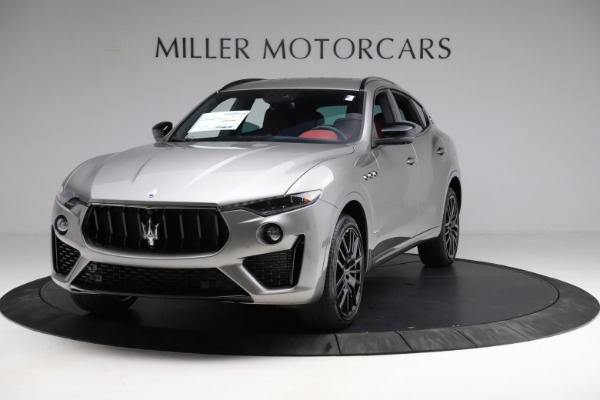 New 2021 Maserati Levante Q4 GranSport for sale $93,685 at McLaren Greenwich in Greenwich CT 06830 1