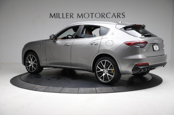 New 2021 Maserati Levante Q4 GranSport for sale $91,385 at McLaren Greenwich in Greenwich CT 06830 4