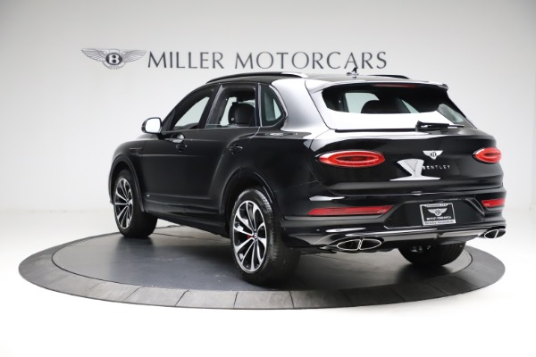 New 2021 Bentley Bentayga V8 for sale Sold at McLaren Greenwich in Greenwich CT 06830 4