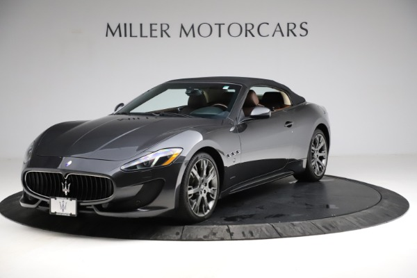 Used 2013 Maserati GranTurismo Sport for sale Sold at McLaren Greenwich in Greenwich CT 06830 2