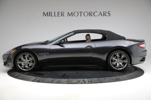 Used 2013 Maserati GranTurismo Sport for sale Sold at McLaren Greenwich in Greenwich CT 06830 3