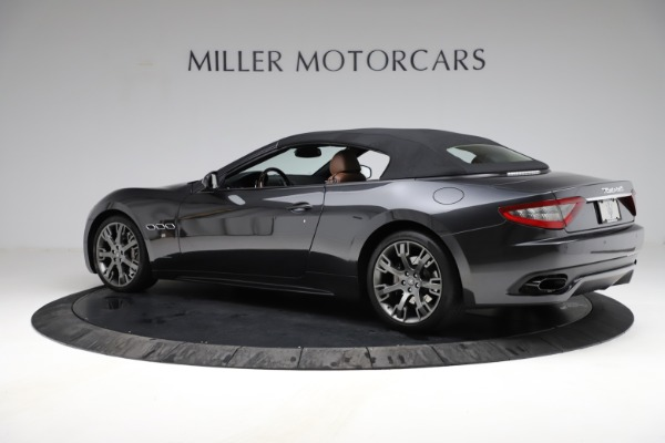 Used 2013 Maserati GranTurismo Sport for sale Sold at McLaren Greenwich in Greenwich CT 06830 4