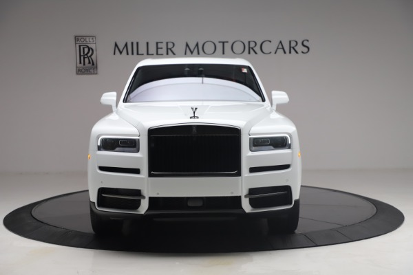 New 2021 Rolls-Royce Cullinan Black Badge for sale Call for price at McLaren Greenwich in Greenwich CT 06830 2