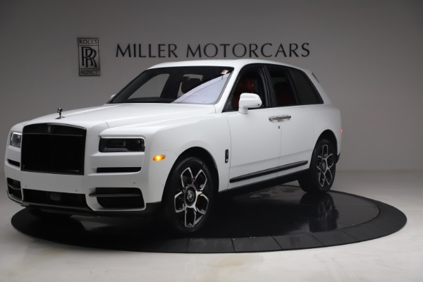 New 2021 Rolls-Royce Cullinan Black Badge for sale Call for price at McLaren Greenwich in Greenwich CT 06830 3