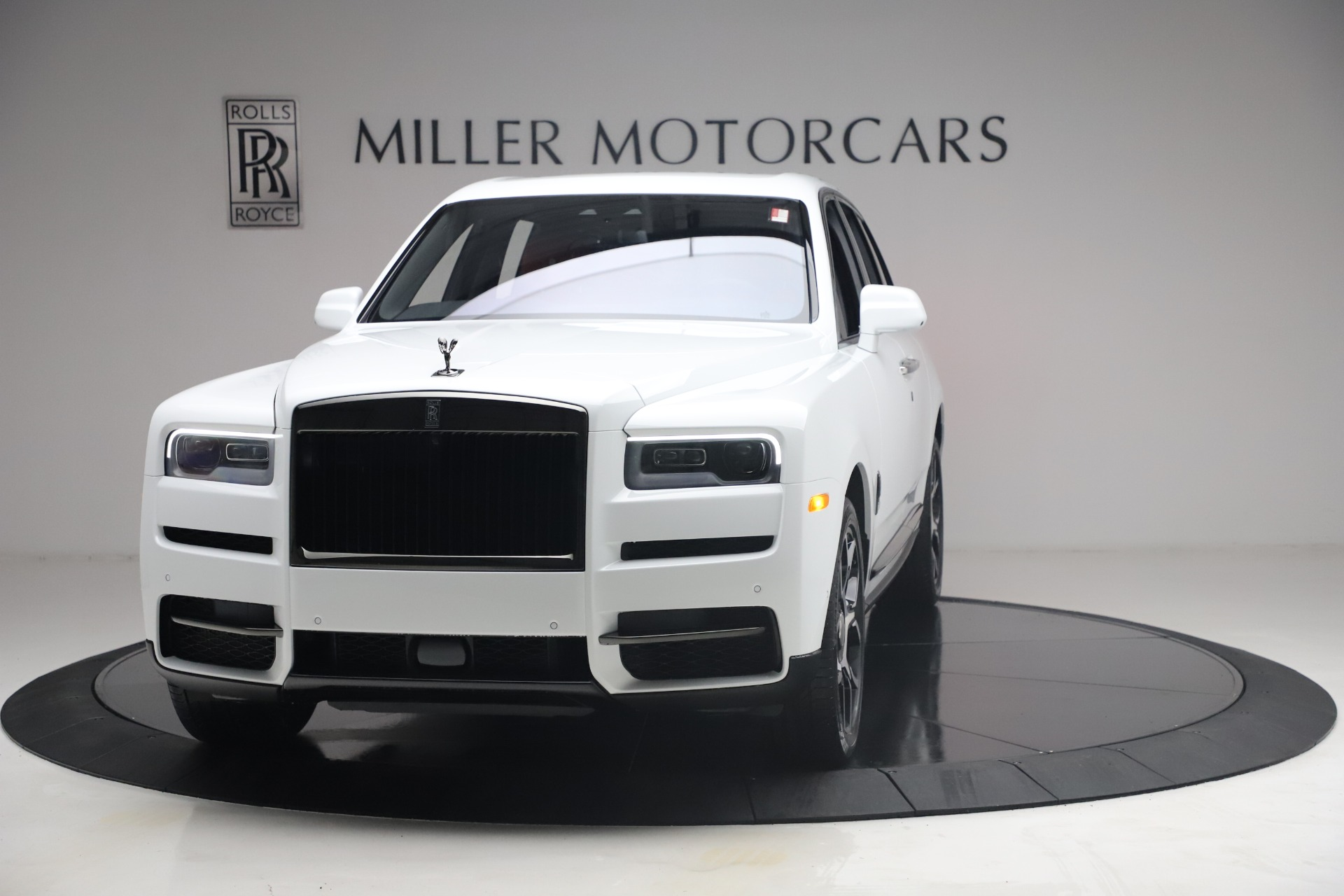 New 2021 Rolls-Royce Cullinan Black Badge for sale Call for price at McLaren Greenwich in Greenwich CT 06830 1