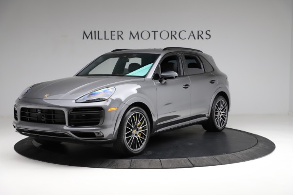 Used 2020 Porsche Cayenne Turbo for sale $145,900 at McLaren Greenwich in Greenwich CT 06830 2