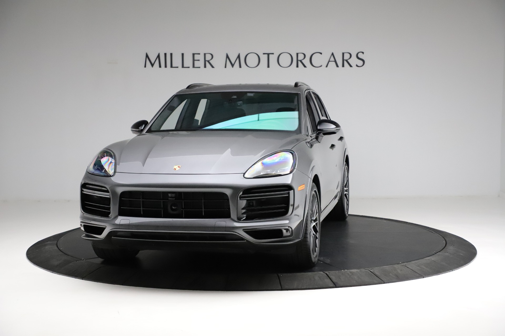 Used 2020 Porsche Cayenne Turbo for sale $145,900 at McLaren Greenwich in Greenwich CT 06830 1