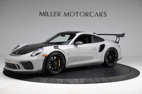 Used 2019 Porsche 911 GT3 RS for sale Sold at McLaren Greenwich in Greenwich CT 06830 2
