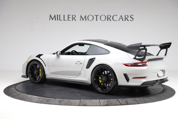 Used 2019 Porsche 911 GT3 RS for sale Sold at McLaren Greenwich in Greenwich CT 06830 4