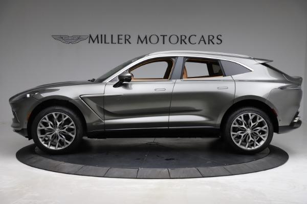 New 2021 Aston Martin DBX for sale $211,486 at McLaren Greenwich in Greenwich CT 06830 2