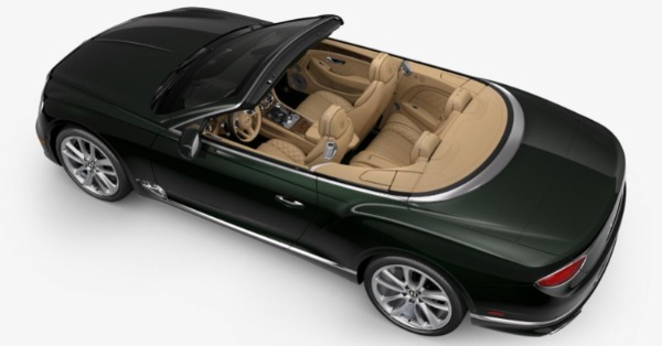 New 2021 Bentley Continental GT W12 for sale Call for price at McLaren Greenwich in Greenwich CT 06830 4