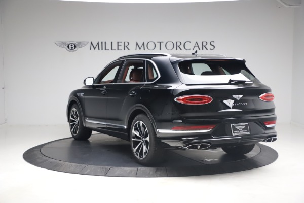 New 2021 Bentley Bentayga Hybrid for sale Call for price at McLaren Greenwich in Greenwich CT 06830 4